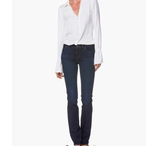 Paige Skyline Straight Jeans 28